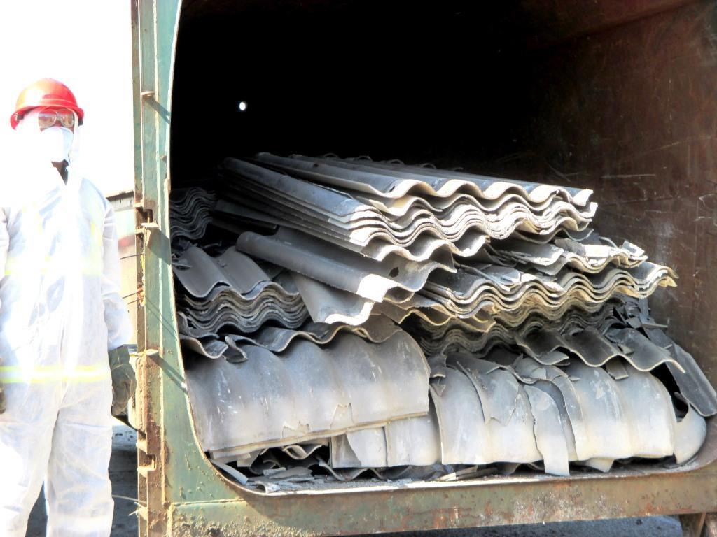 Asbestos Abatement - Jet Demolition