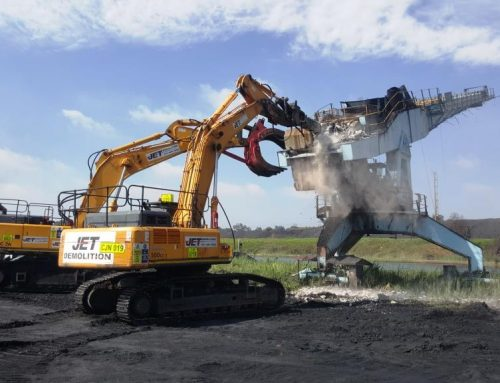 Complex Heavy Industrial Demolition – From Mining to Power Generation