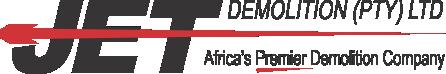 Jet Demolition Logo