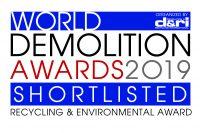 Demolition Award