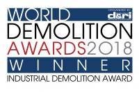 Demolition Award 2018